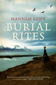 Book cover of Burial Rites by Hannah Kent